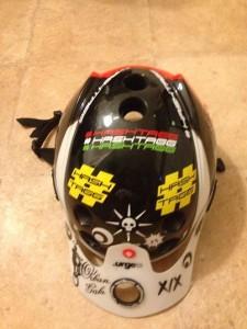 Orban Gabi helmet