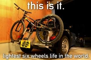 6wheels life