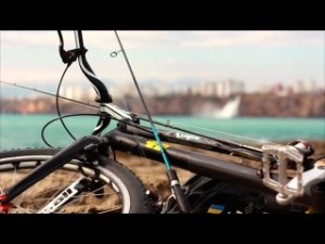 Extreme bike, Fishing adventure in Turkey – Panasyuk Evgeniy