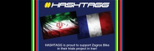 HASHTAGG is proud to support ZAGROS in this trials project in Iran!